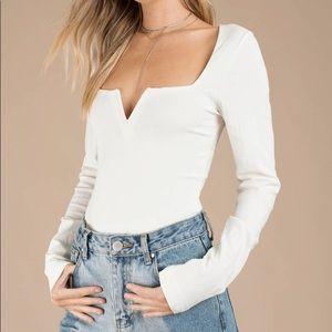 Intimately FP Zoe bodysuit